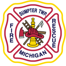 Fire Department Patch Logo